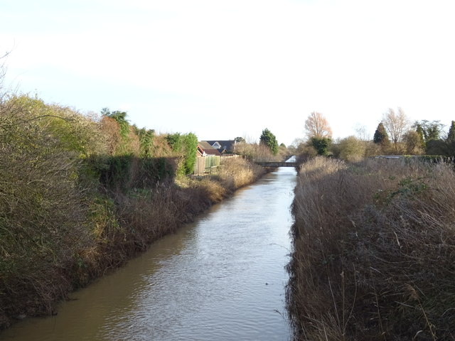 The Burstwick Drain, Hedon
