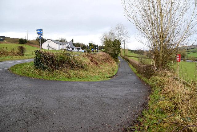 Mellon Beat Road, Gortinagin