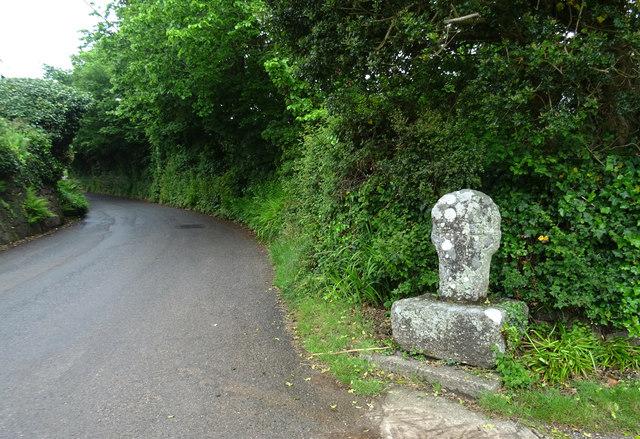 Wayside Cross, Mousehole Lane, Paul