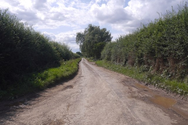 Thing-hill Court to Cross Keys Road
