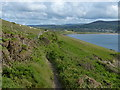 SN0441 : Pembrokeshire Coast Path at Pen-y-Bâl by Mat Fascione