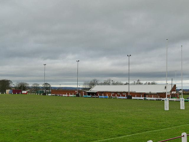 Morley RFC, Scatcherd Lane - the pitch