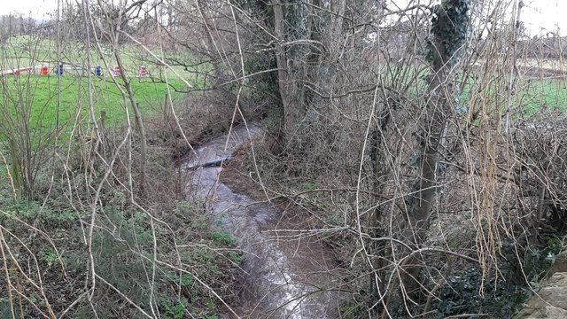 The Coughton Brook