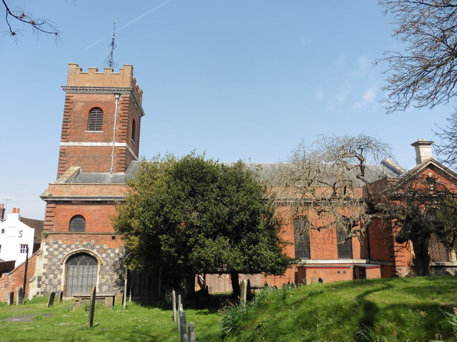 Guildford, Holy Trinity