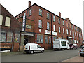 SE2627 : Alexandra Mill, Baker Street, Morley by Stephen Craven