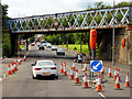 NS4970 : Disused Railway Bridge at Clydebank by David Dixon