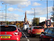 SO8276 : Coming into Kidderminster by Eirian Evans