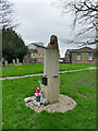 SE2627 : Morley Central Methodist Church - Elliot memorial by Stephen Craven