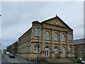 SE2627 : Former Methodist church, Oddfellow Street, Morley - front by Stephen Craven