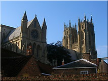 TA0339 : Beverley Minster by John H Darch