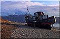 NN0976 : MV Dayspring by Andy Stephenson