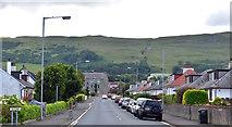 NS2059 : Beachway, Largs, North Ayrshire by Mark S
