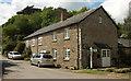 SX7546 : Cottages, Goveton by Derek Harper