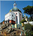 SH5937 : The Pantheon, Portmeirion by Jeff Buck