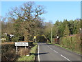 TQ5997 : Doddinghurst Road, Doddinghurst, near Brentwood by Malc McDonald