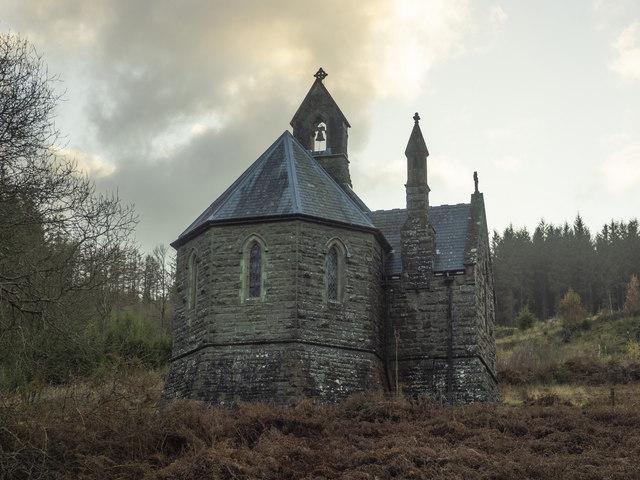 Nantgwyllt Baptist Church