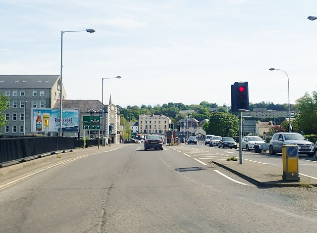 Dublin Road Bridge, Newry