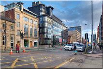 SJ8498 : Manchester, Great Ancoats Street by David Dixon