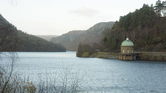 Carreg-ddu Reservoir