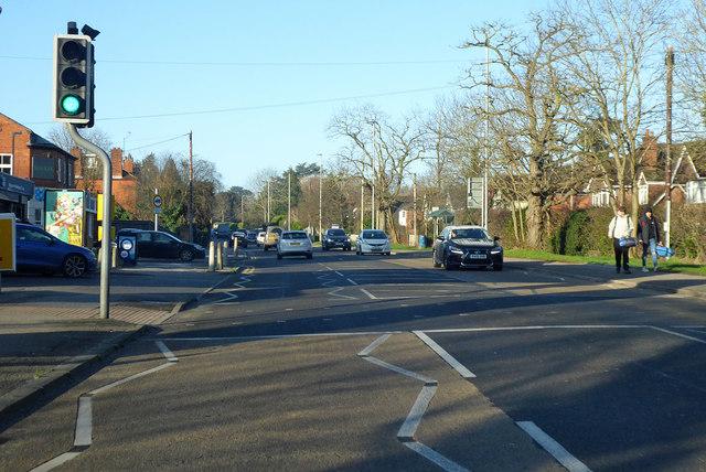 A329 London Road, Wokingham
