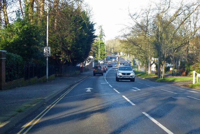 A329 Reading Road, Wokingham