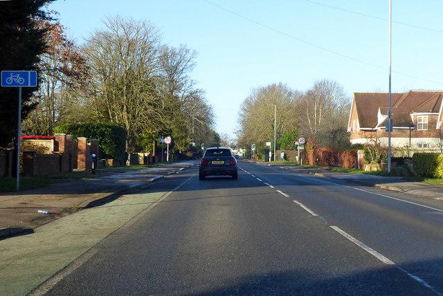 A329 Wokingham Road, Earley