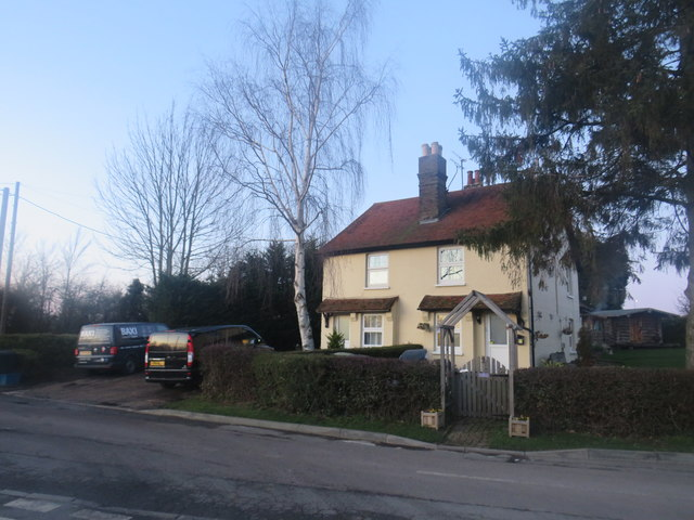 Cottages near Ongar