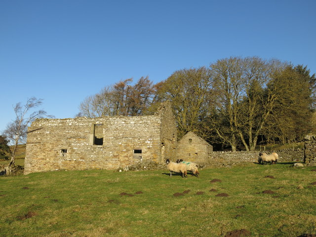Outbuildings at Shepherd's House