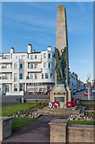 TQ7407 : Bexhill War Memorial by Ian Capper