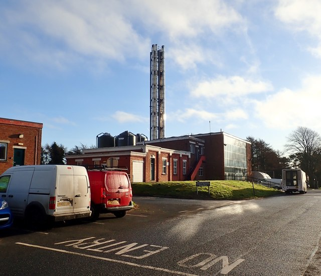 Power Plant at the Downe Hospital, Downpatrick