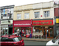 SE1422 : Shops, 29=31 Commercial Street, Brighouse by Humphrey Bolton