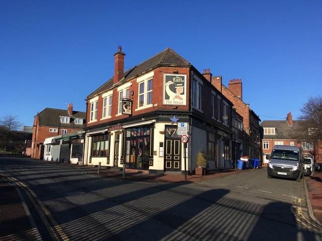 The Earl of Pitt Street
