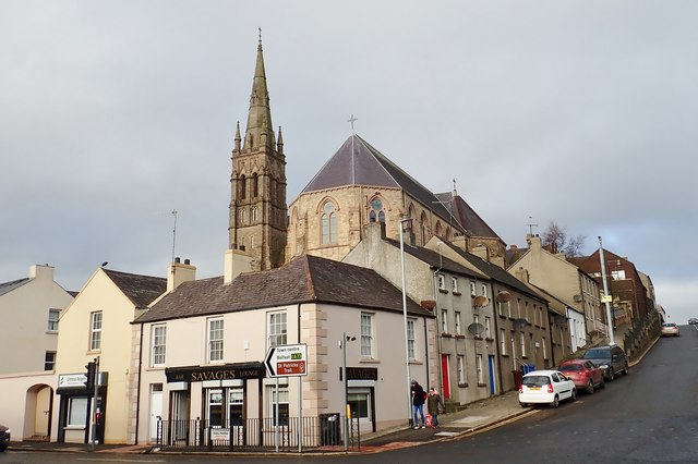 St Patrick's Catholic Church, Downpatrick