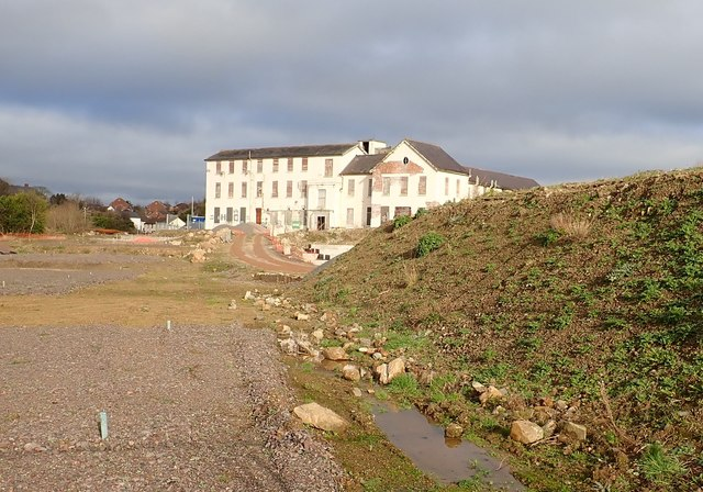 Redevelopment on the site of the Old Downe Hospital