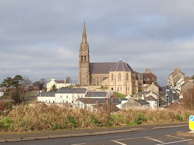 St Patrick's Catholic Church, Downpatrick