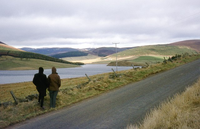 Northern end of Backwater Reservoir