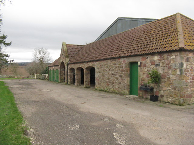 Farm building at Northrig