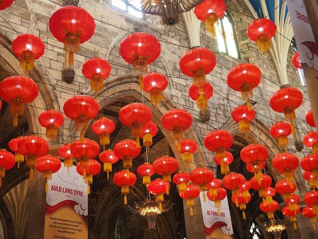 Chinese New Year and Burns Night 25th Jan 2020
