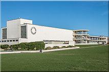 TQ7407 : De La Warr Pavilion by Ian Capper