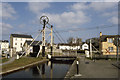 N6210 : Canal lifting bridge on R424 at Monasterevin, Co Kildare by Colin Park