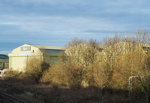Skinningrove steelworks
