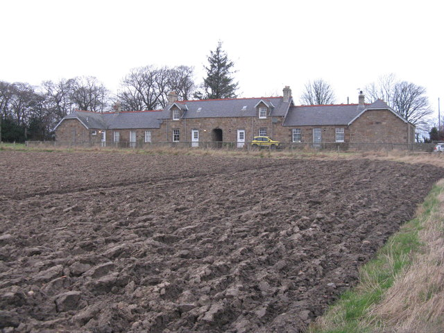 Morham Mains Cottages