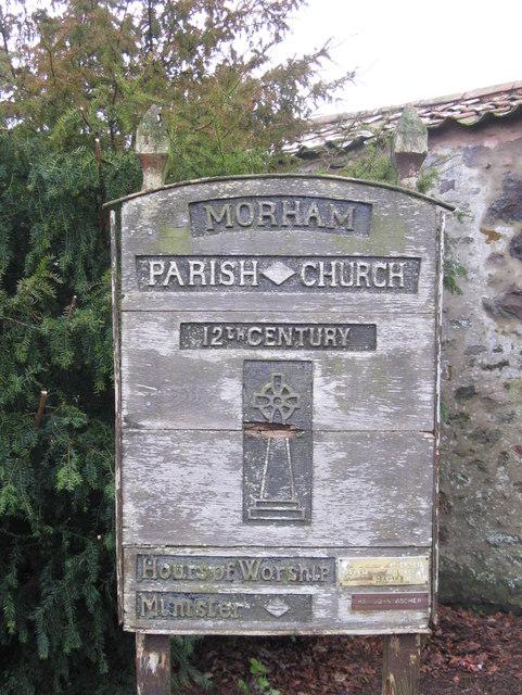 Morham Parish Church