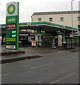 SO8318 : January 26th 2020 BP fuel prices, London Road, Gloucester by Jaggery