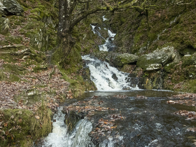 Series of cascades