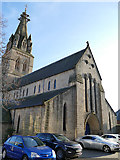 SK5640 : Nottingham Cathedral - west end by Stephen Craven