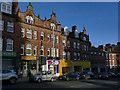 SK5640 : Shops on Derby Road, Nottingham by Stephen Craven
