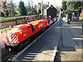 SJ4166 : Miniature Railway in Grosvenor Park ,Chester by David Hillas