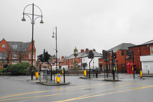 Houldsworth Square