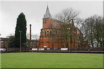 SJ8993 : St Elisabeth's Church, Reddish by Bill Boaden